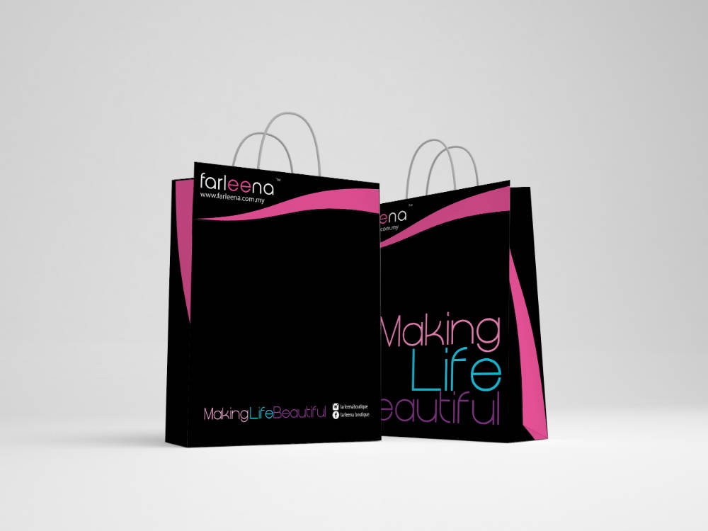 Free Shopping Bag Mockup-w1000-h1000