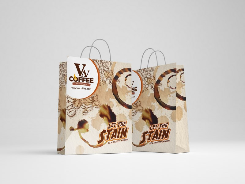 Free Shopping Bag Mockup [800x600]